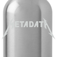 Design ~ Metadata Water Bottle