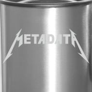 Design ~ Metadata Travel Mug
