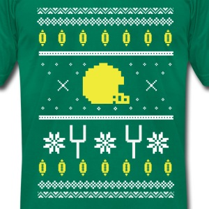 Sweater Shirt - Green Bay - Men's T-Shirt by American Apparel