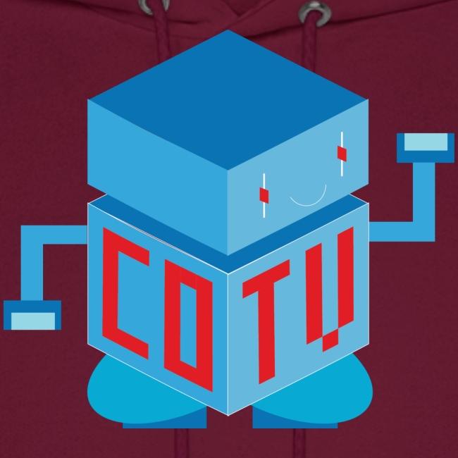 CoinOpTV Bot Men Hoodie Gear