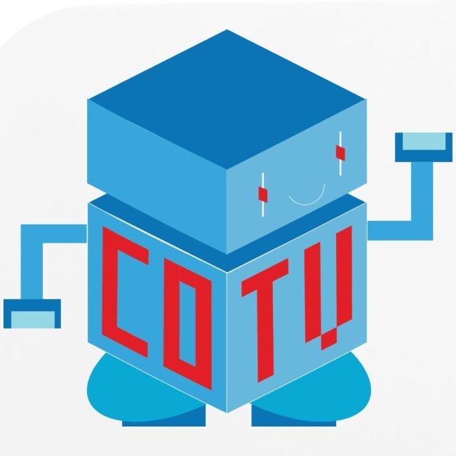 CoinOpTV Bot Mousepad
