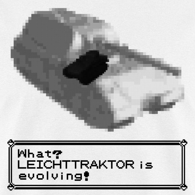 Leichttraktor is Evolving!