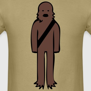 Chewbacca [Star Wars] T-Shirts - Men's T-Shirt