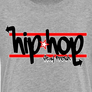 Hip Hop Stay Fresh plain - Kids' Premium T-Shirt