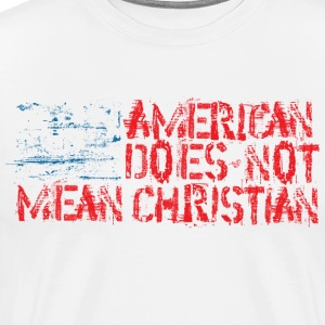 America Redefined by Tai's Tees - Men's Premium T-Shirt