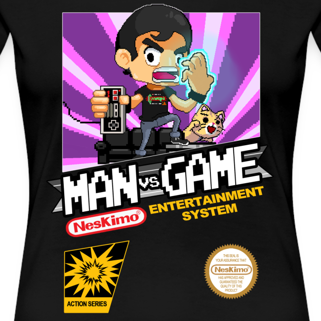 Women's NesKimo Premium T-Shirt