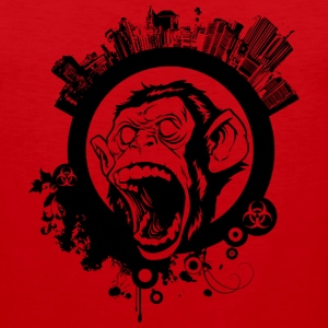 Urban Monkey Tank Tops - Men's Premium Tank