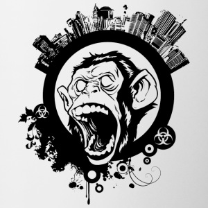 Urban Monkey Mugs & Drinkware - Coffee/Tea Mug