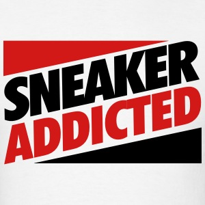 sneaker addicted 3 T-Shirts - Men's T-Shirt