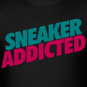 sneaker addicted 2 T-Shirts - Men's T-Shirt