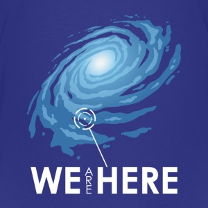 we are here Kids' Shirts - Kids' Premium T-Shirt