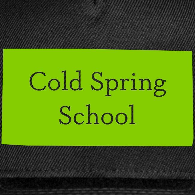 Cold Spring Baseball Cap
