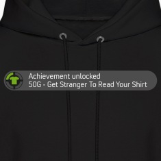 Achievement - Get Stranger to Read Your Shirt
