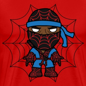 Spider Ninja - Men's Premium T-Shirt