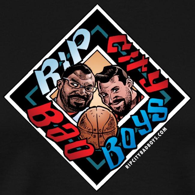 Rip City Bad Boys Mens T