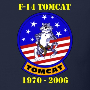 F-14 Tomcat Tribute Design Sweat Shirt - Crewneck Sweatshirt