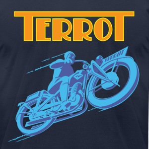 terrot - Men's T-Shirt by American Apparel