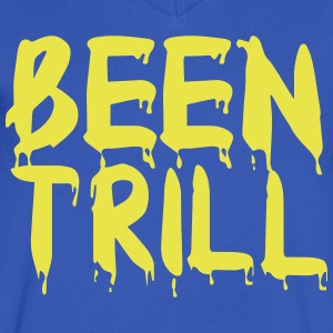 BEEN TRILL - Men's V-Neck T-Shirt by Canvas