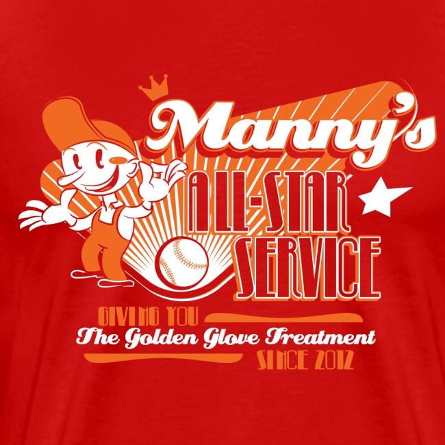BSHU - Manny All Star Service