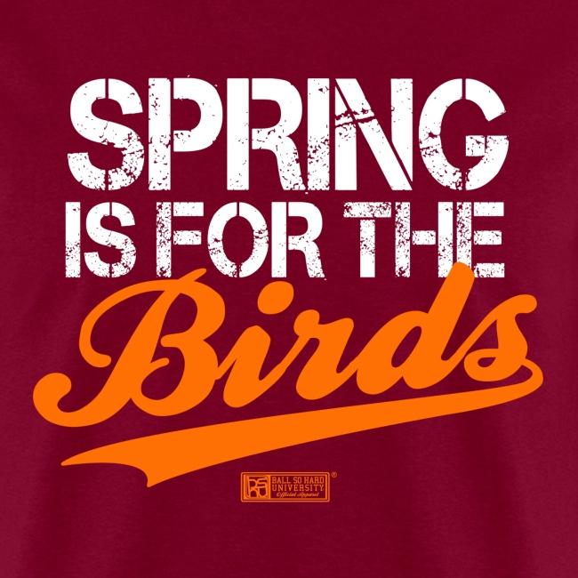 BSHU - For the Birds