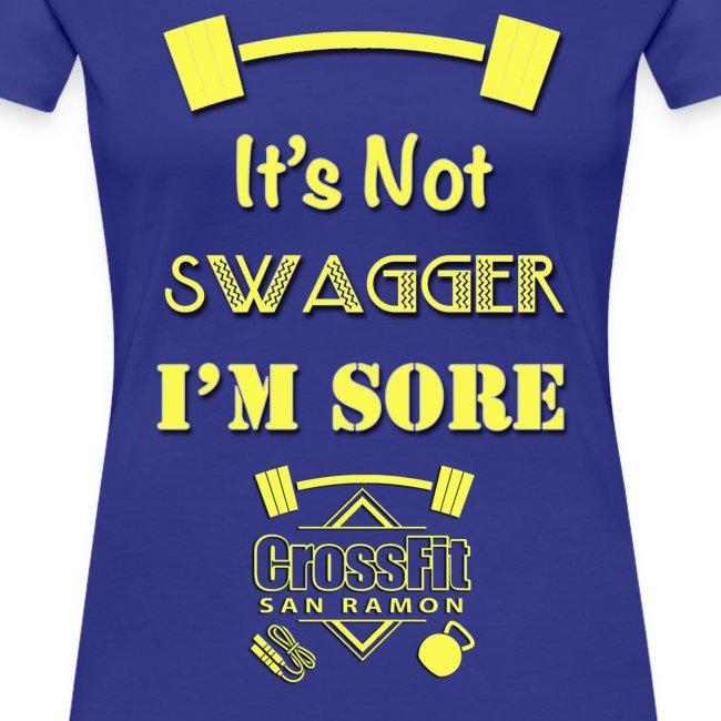 Women's Swagger Shirt