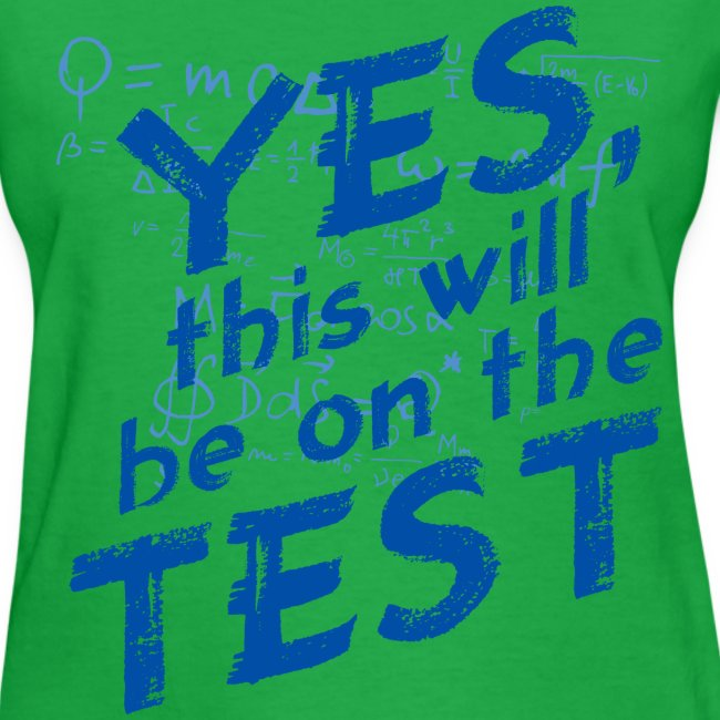 On The Test