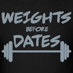 Weights T-Shirts