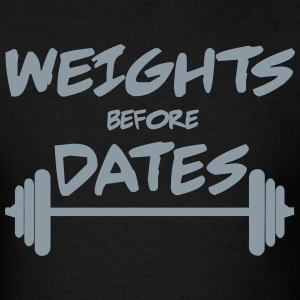 Weights T-Shirts - Men's T-Shirt