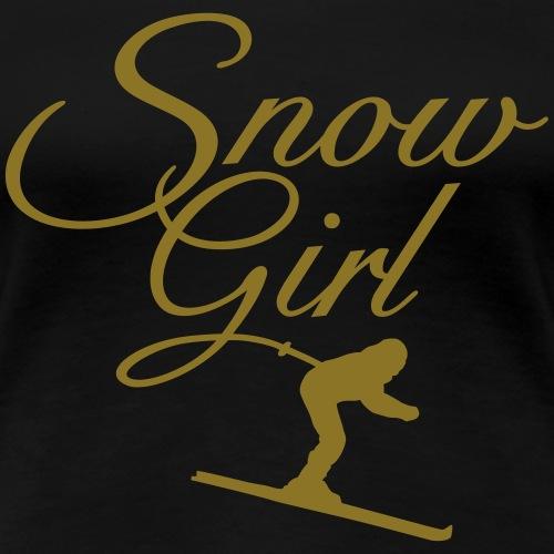 Snowgirl Classic Ski