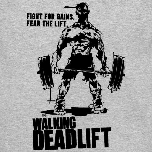 the walking deadlift Gym Motivation