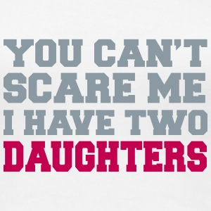 I have 2 Daughters Women's T-Shirts - Women's Premium T-Shirt