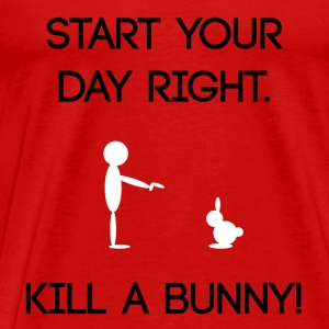 SYDR kill a bunny - Men's Premium T-Shirt