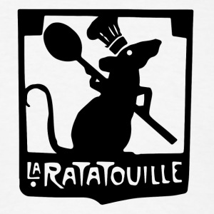 Ratatouille French Restaurant - Men's T-Shirt