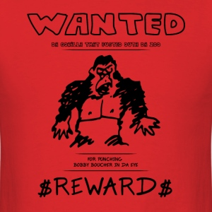 Wanted Gorilla - The Waterboy - Light T-Shirts - Men's T-Shirt