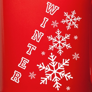 Snowflakes Accessories - Full Color Mug
