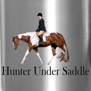 Hunter Under Saddle Mugs & Drinkware - Travel Mug
