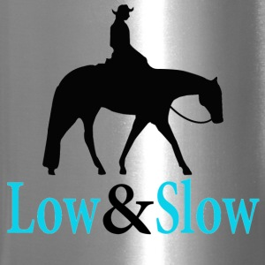 Quarter Horse - Low & Slow Mugs & Drinkware - Travel Mug