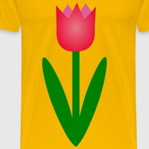 Tulip - Men's Premium T-Shirt