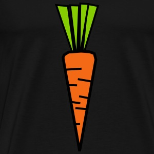 carrot - Men's Premium T-Shirt