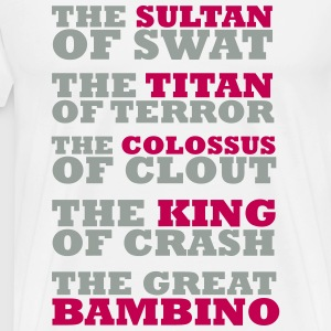 The Sultan of SWAT T-Shirts - Men's Premium T-Shirt
