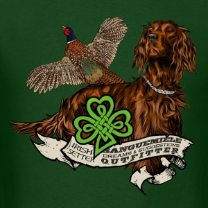 irish setter T-Shirts - Men's T-Shirt