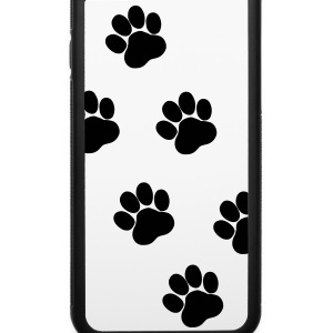 Paw, Pawprint - iPhone 6/6s Rubber Case