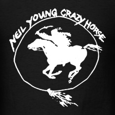 New Neil Young Tee & and Crazy Horse