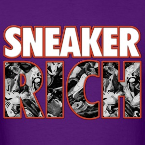 sneaker rich 3 T-Shirts - Men's T-Shirt