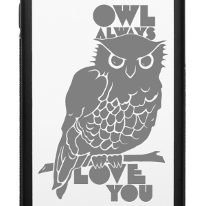 Owl Always Love You Accessories - iPhone 6/6s Rubber Case