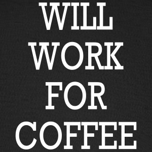 WILL WORK FOR COFFEE HAT - Baseball Cap