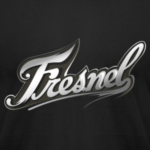 Fresnel - Men's T-Shirt by American Apparel