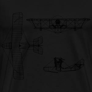 Grigorovich Aircraft - Men's Premium T-Shirt