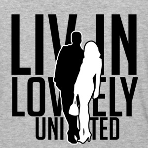 Livin Lovely United's Men's Baseball Tee - Baseball T-Shirt