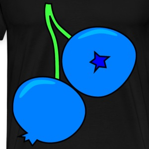 Blueberry - Men's Premium T-Shirt